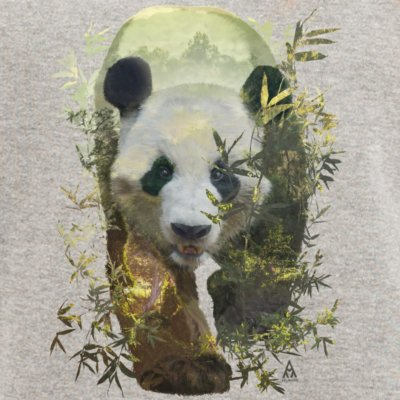 Ars Magna Panda light heather
