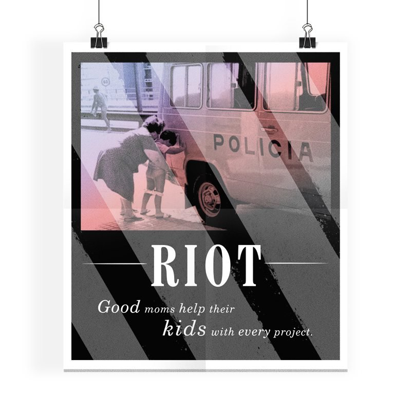 Riot by icificis