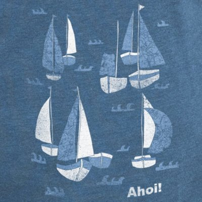 Keregan Schiff Ahoi denim blue