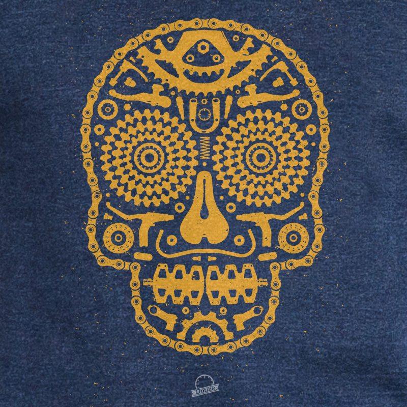 Bike Skull designed by Lars P. Krause