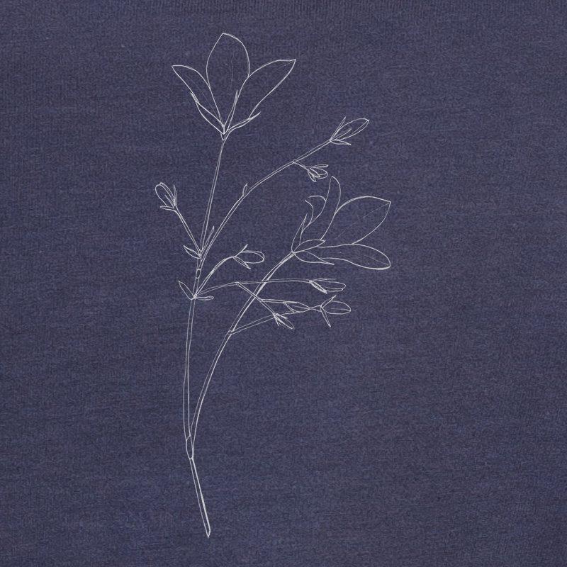 miinuc Flower white on damson