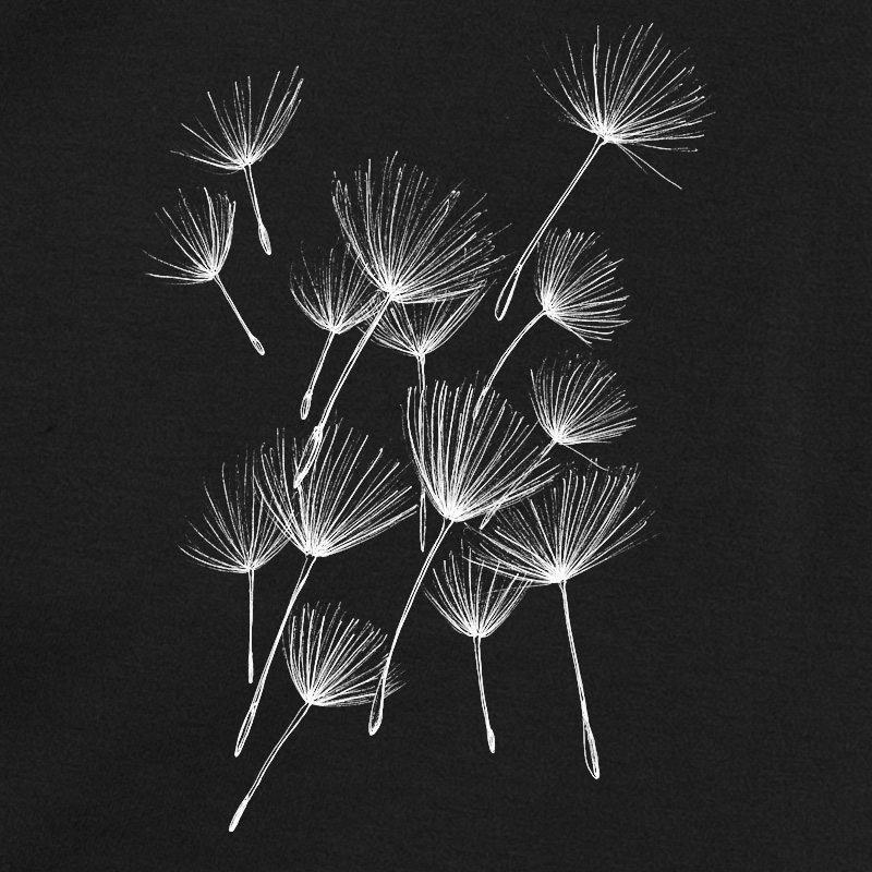 miinuc Pollen white on black