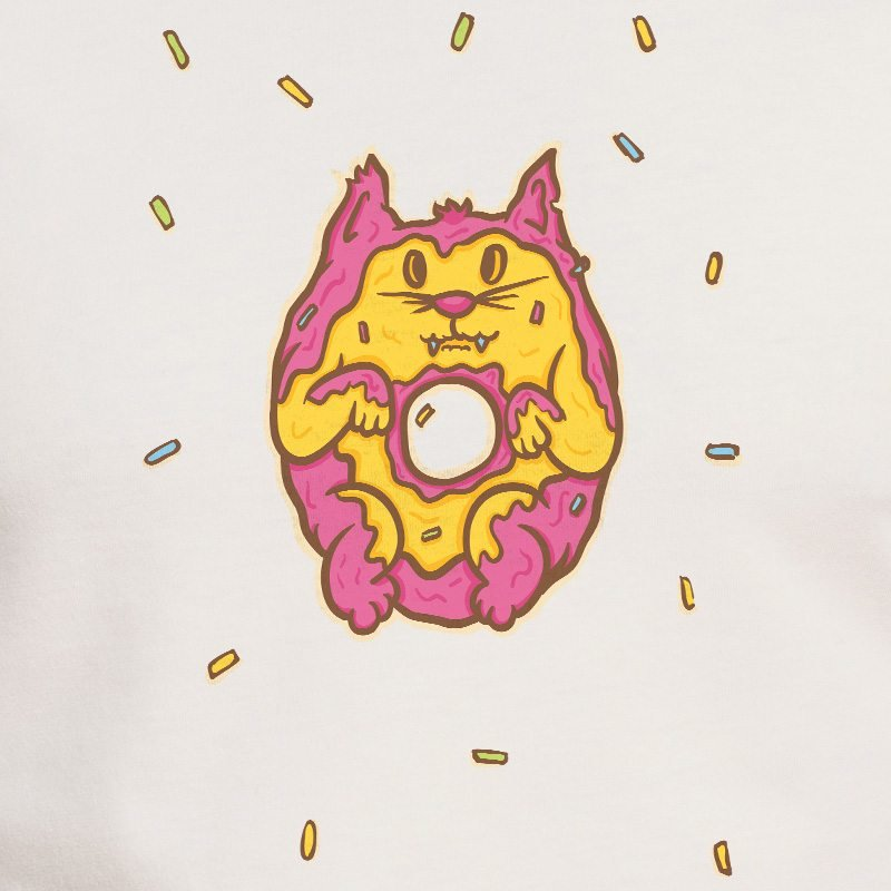 Donut Cat designed by Pencake