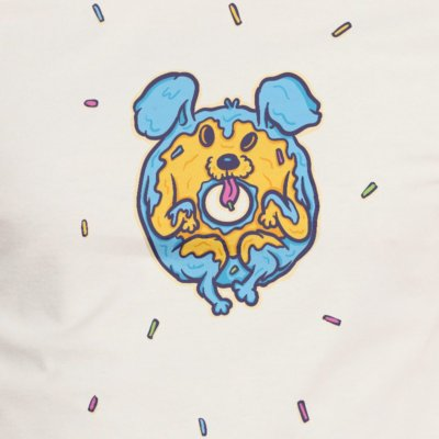 Donut Dog designed by Pencake