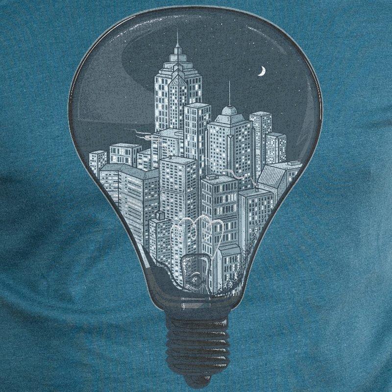 Robert Richter City Lights stargazer