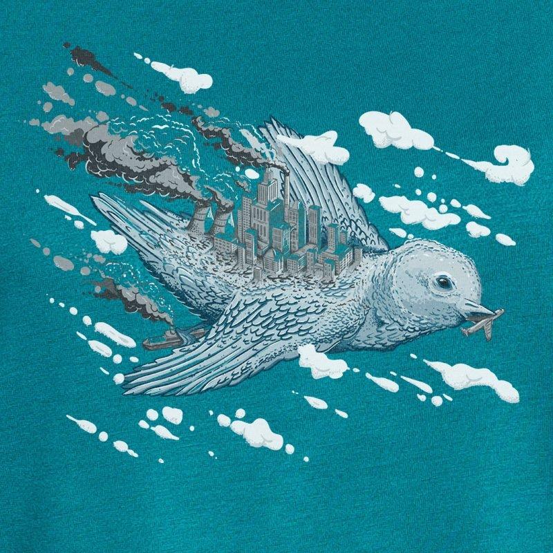 Robert Richter Clean the World Bird ocean depth