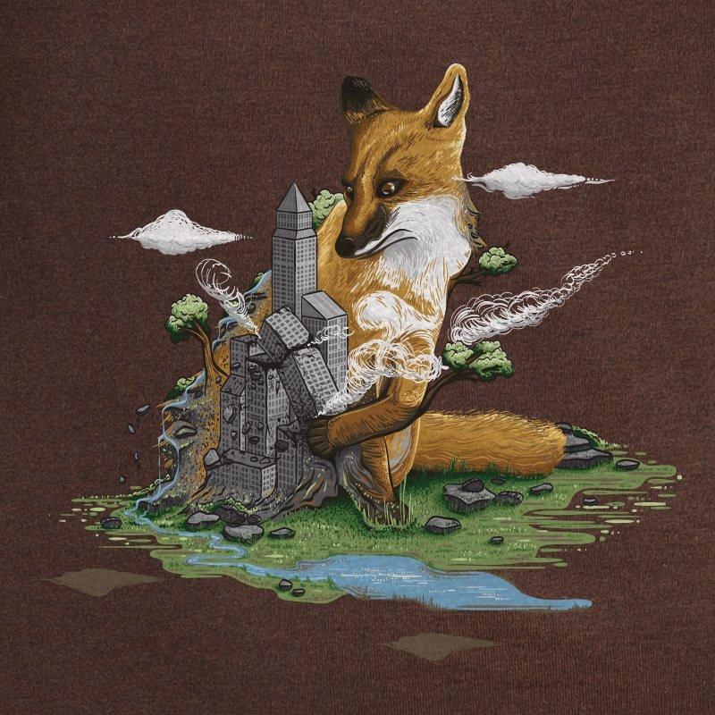 Robert Richter Clean the World Fox brown