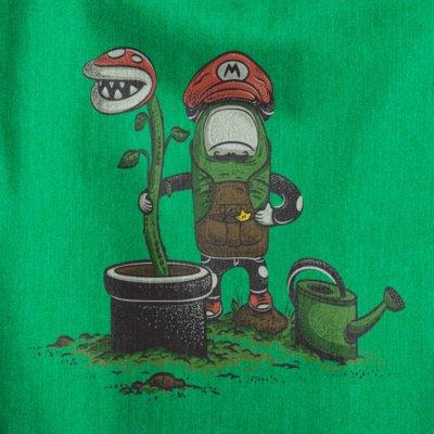 Robert Richter Green Thumb melange green