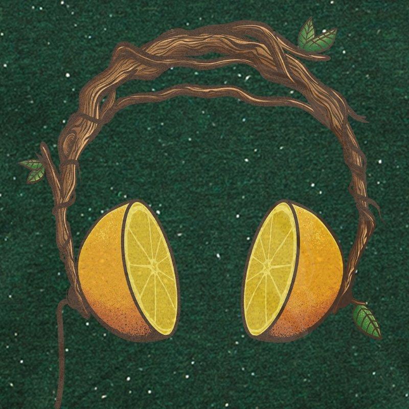 Robert Richter Orange Beats heather scarab green