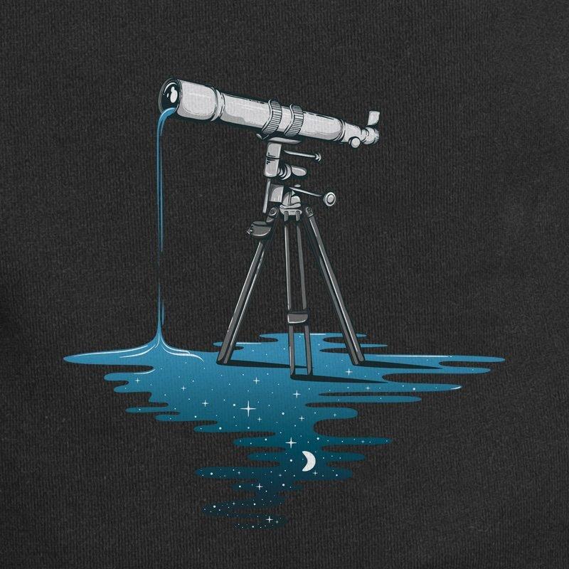 Robert Richter Liquid Universe black