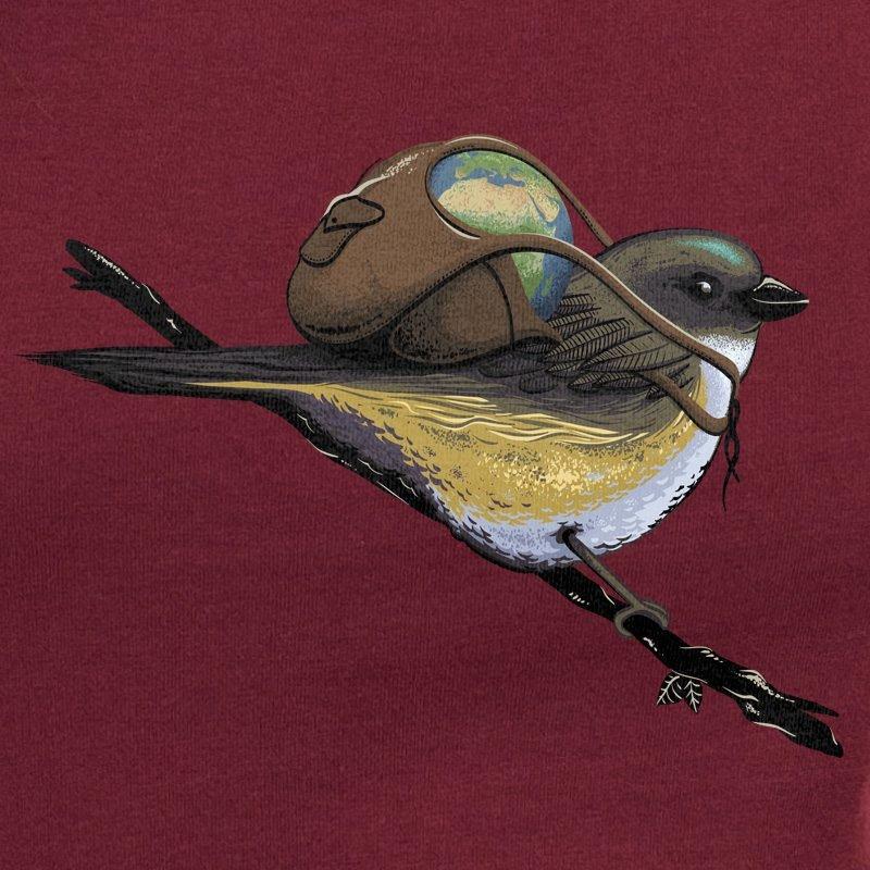 Save the Planet - Bird by Robert Richter