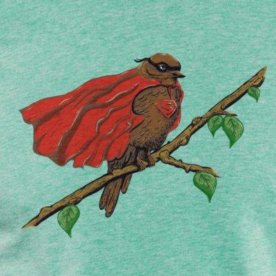 Super Bird designed by Robert Richter