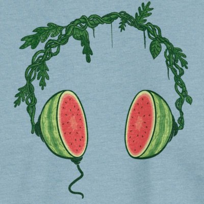 Robert Richter Watermelon Beats citadel blue