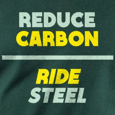 Simon Becker Reduce Carbon Ride Steel scarab green