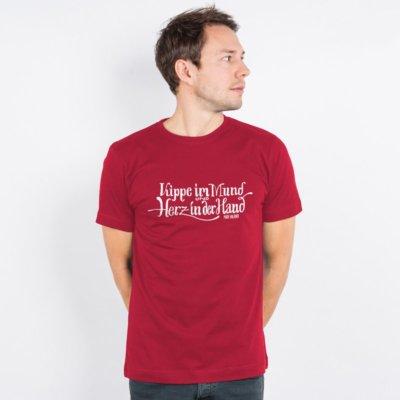 Lukas Adolphi Kippe im Mund Mens Classic Cotton T-Shirt