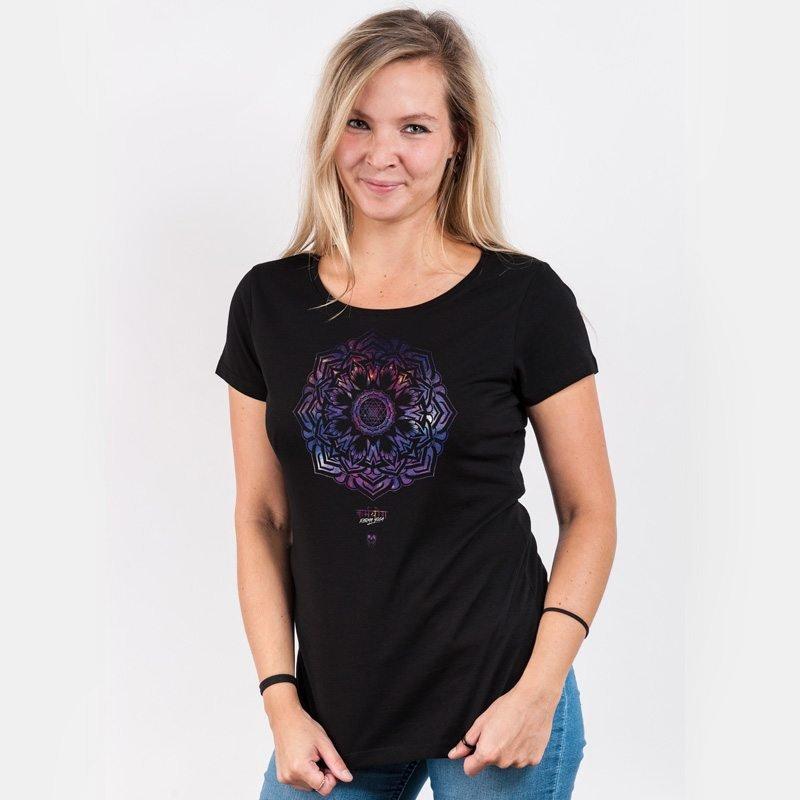 Jase 34 Karma Yoga Ladies Lightweight Organic Modal T-Shirt