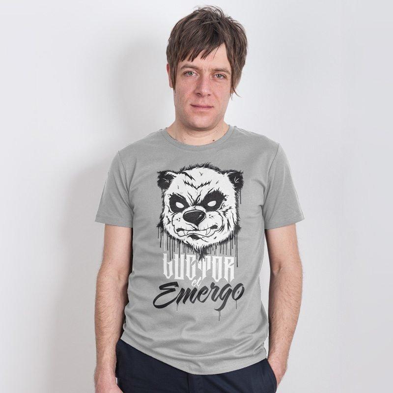 Jase 34 Luctor et Emergo Mens Classic Cotton T-Shirt