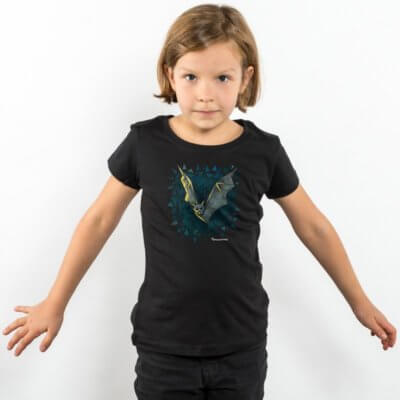 Julius Muschalek Nananananana Girls Organic Cotton T-Shirt