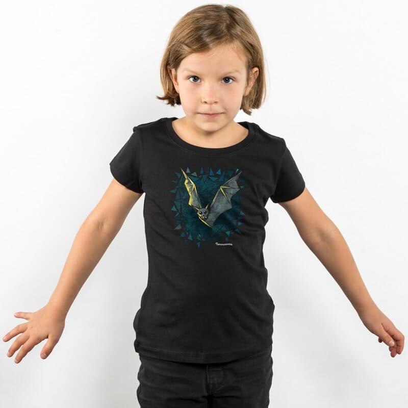 Julius Muschalek Nananananana Girls Organic Cotton T-Shirt