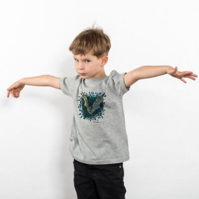 Julius Muschalek Nananananana Boys Organic Cotton T-Shirt