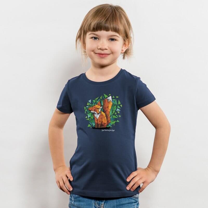 Julius Muschalek Jede Nacht auf der Jagd Girls Organic Cotton T-Shirt