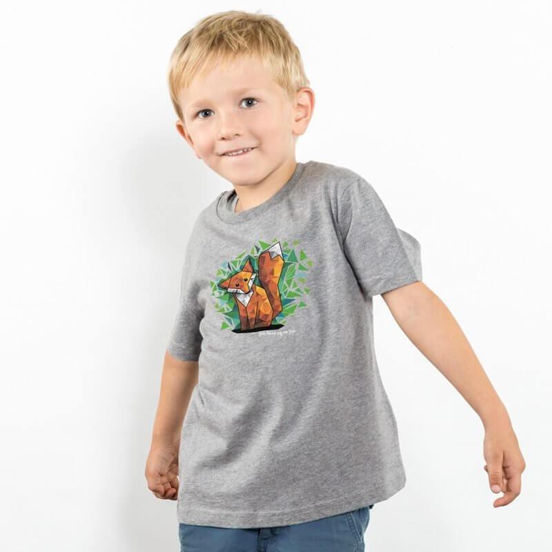 Julius Muschalek Jede Nacht auf der Jagd Boys Organic Cotton T-Shirt