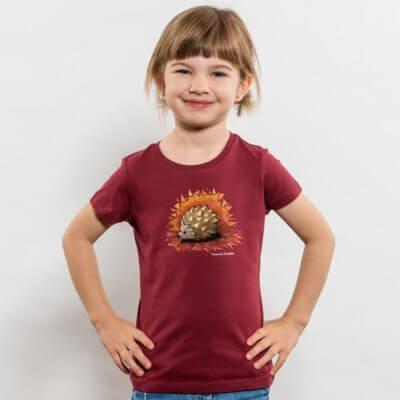 Julius Muschalek Immer der Schnellste Girls Organic Cotton T-Shirt