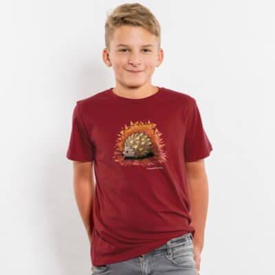Julius Muschalek Immer der Schnellste Boys Organic Cotton T-Shirt