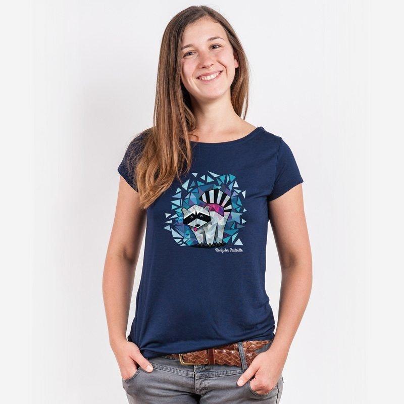 Julius Muschalek König der Stadtmitte Ladies Organic Modal T-Shirt