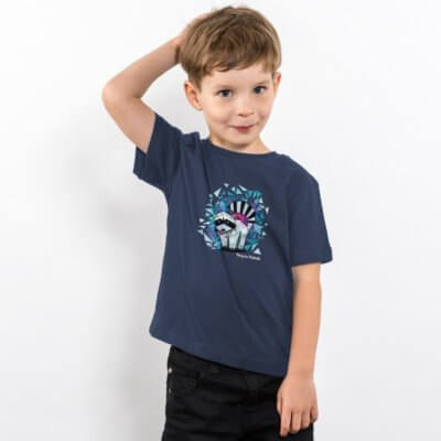 Julius Muschalek König der Stadtmitte Boys Organic Cotton T-Shirt