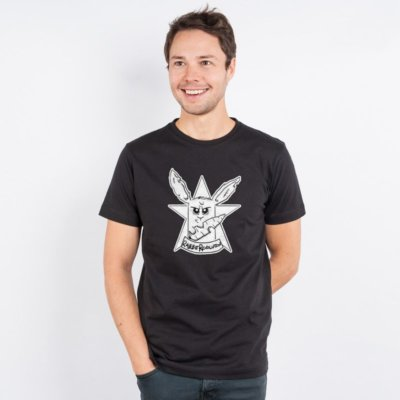Rabbit Revolution Good Buns Revolt Mens Classic Cotton T-Shirt