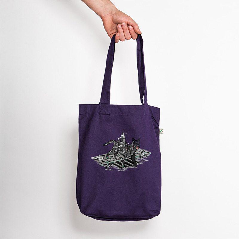 Robert Richter City Cat Organic Low Carbon Fashion Bag