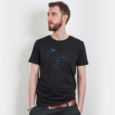 Robert Richter Duckson Mens Organic Bamboo T-Shirt
