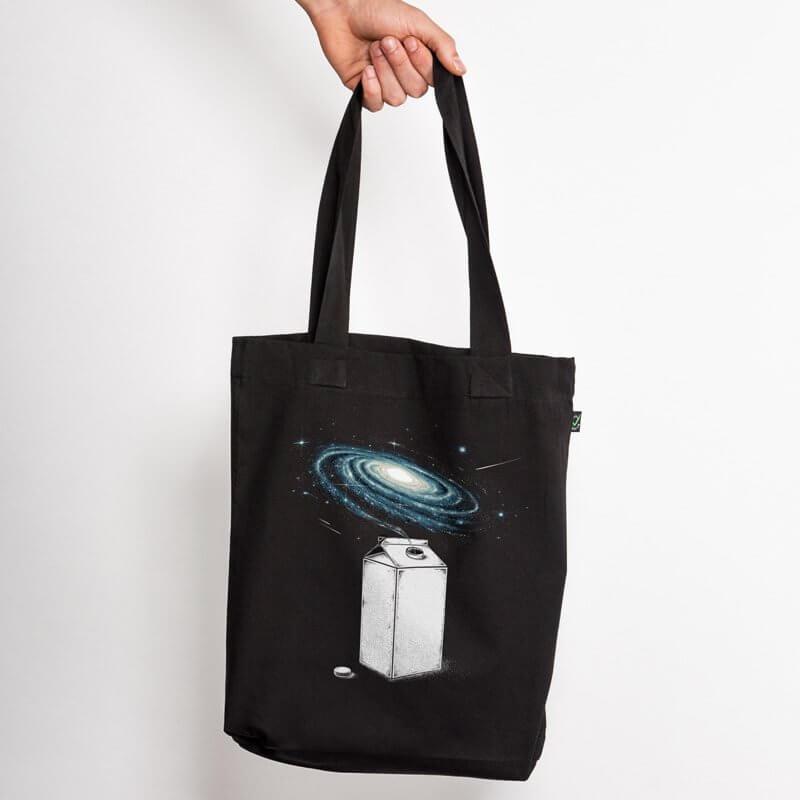 Robert Richter Milky Galaxy Organic Low Carbon Fashion Bag - Studio