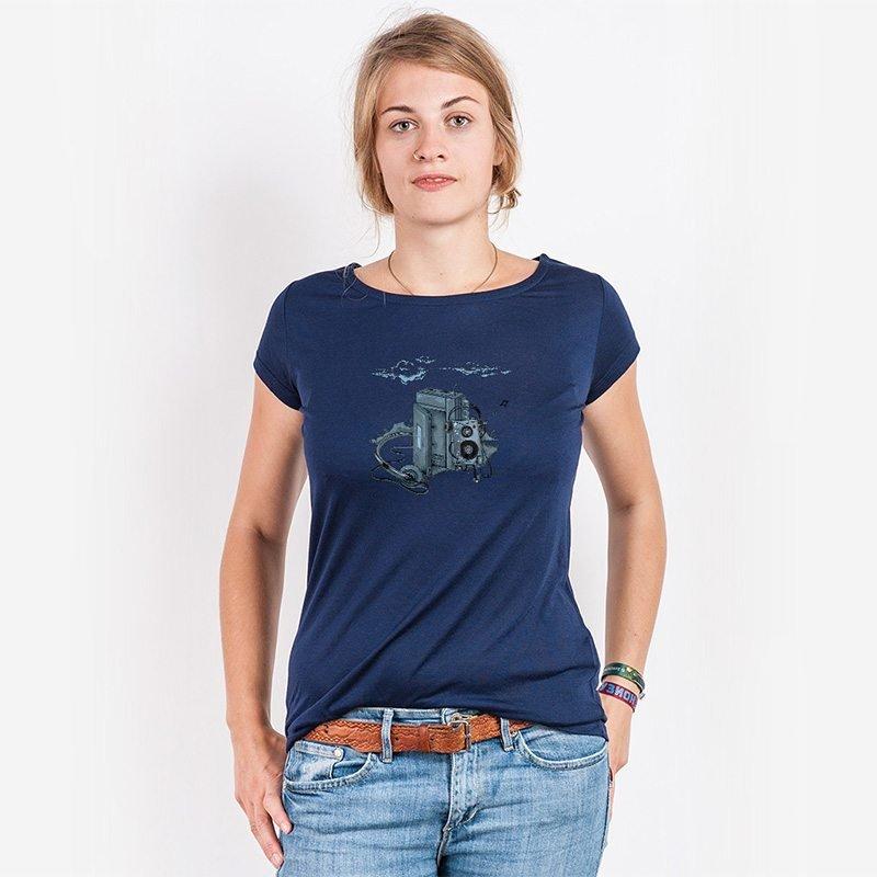 Robert Richter Music Break Ladies Organic Modal T-Shirt