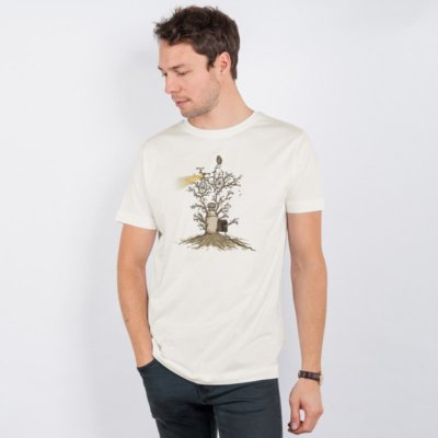 Robert Richter Natural Light Mens Classic Cotton T-Shirt
