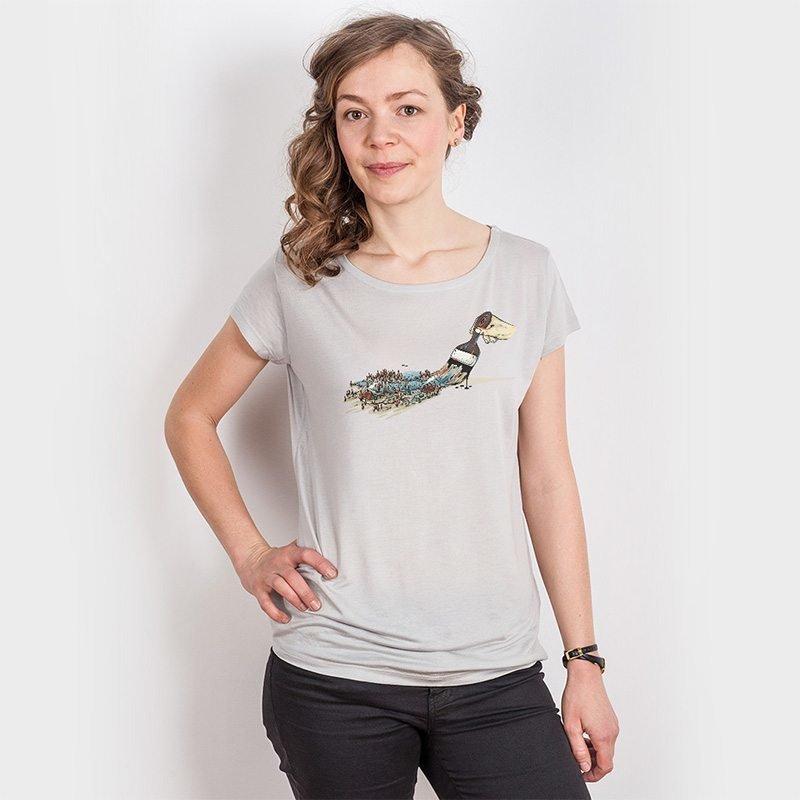 Robert Richter Nature Brush Ladies Organic Modal T-Shirt