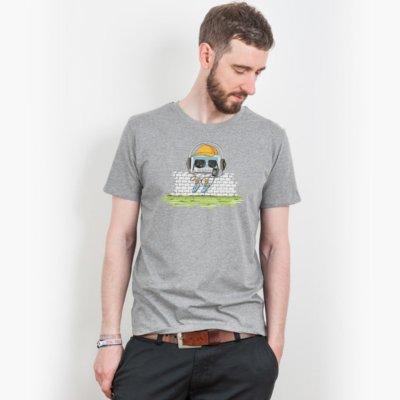 Robert Richter Oldschool Music Mens Classic Cotton T-Shirt