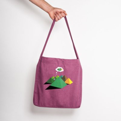 Robert Richter Pyra Recycled Organic Fashion Bag
