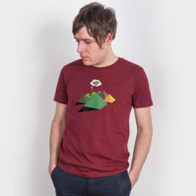 Robert Richter Pyra Mens Classic Cotton T-Shirt