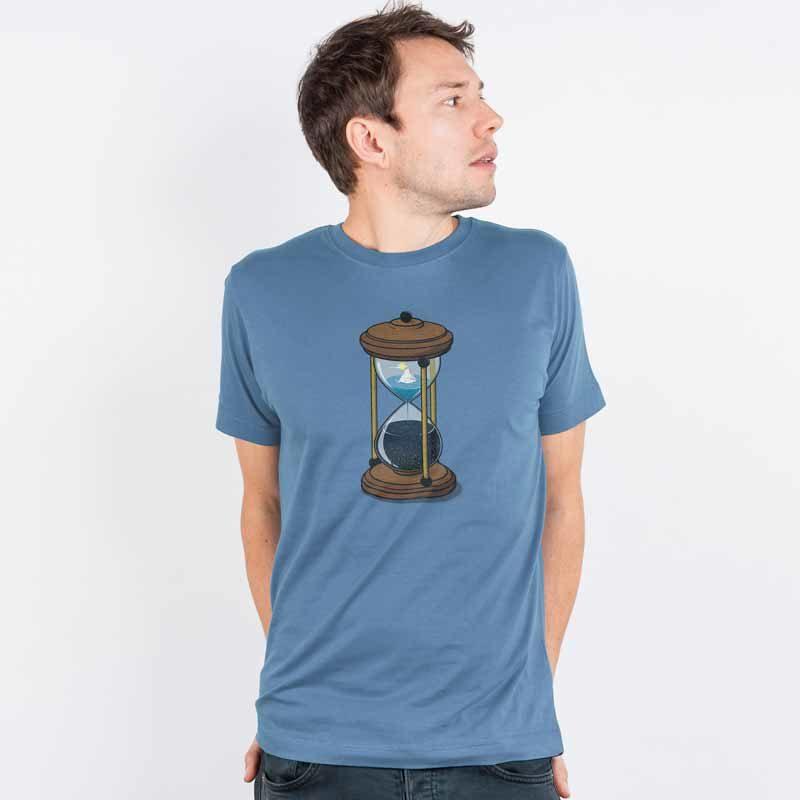 Robert Richter Time Mens Classic Cotton T-Shirt