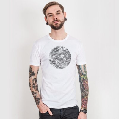 ruestungsschmie.de Dark Side of the Moon Mens Organic Bamboo T-Shirt
