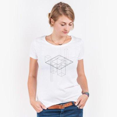 ruestungsschmie.de Infografic Ladies Lightweight Organic Modal T-Shirt
