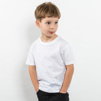Earth Positive EPJ01 Kids Organic Low Carbon Cotton T-Shirt