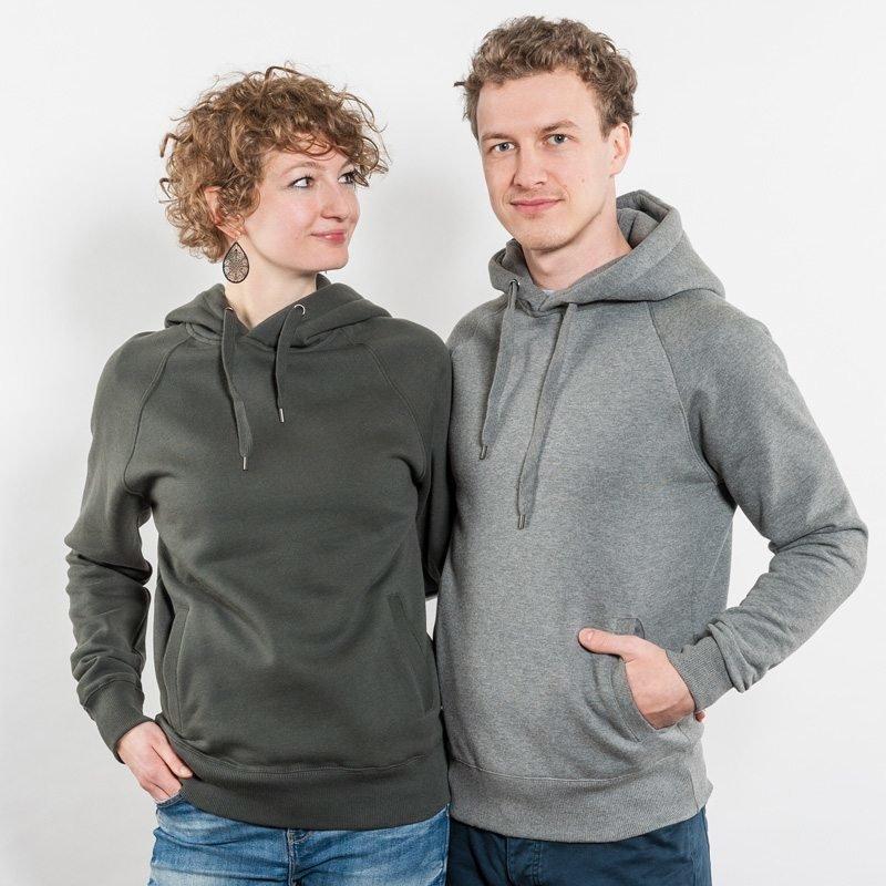 Continental N50P Unisex Hooded Sweatshirt Jule und Roman