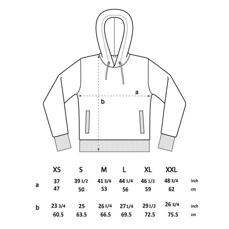 N50P – Size Chart
