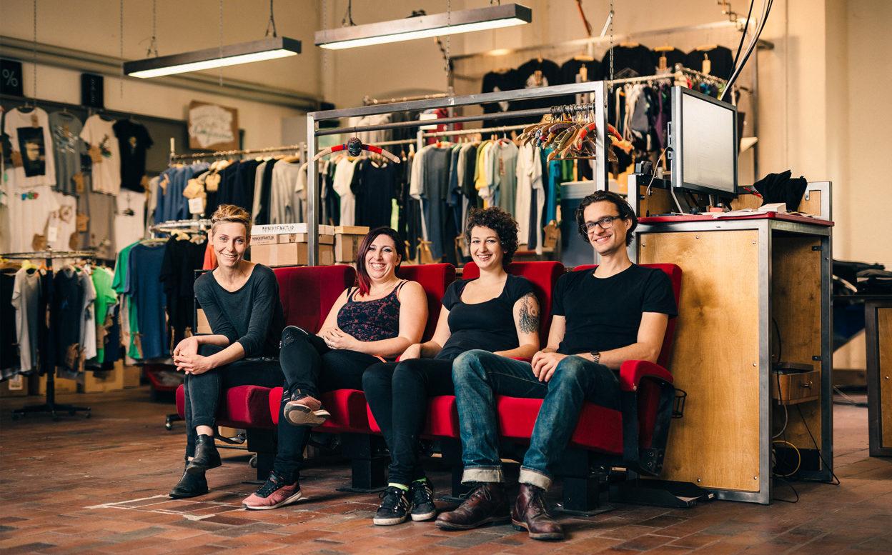 Das Team der Nikkifaktur