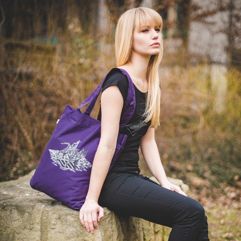 Robert Richter City Cat Organic Low Carbon Fashion Bag Judy