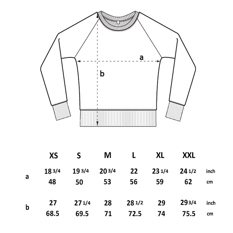 Salvage SA40 - Size Chart