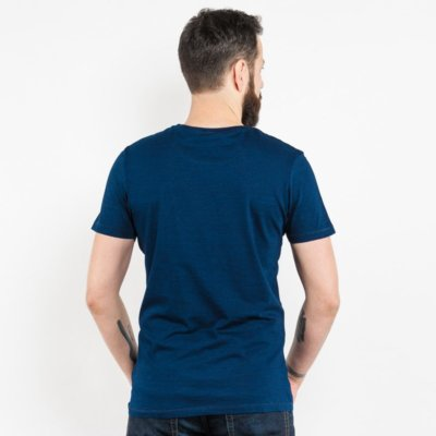 Stanley Enjoys Denim Mens Organic Round Neck T-Shirt